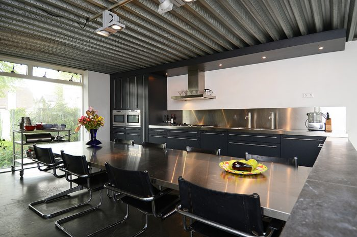 particulier Woon-/kantoorpand Bussum renovatie