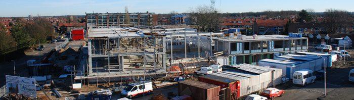 Architectuur bouwbegeleiding Bussum