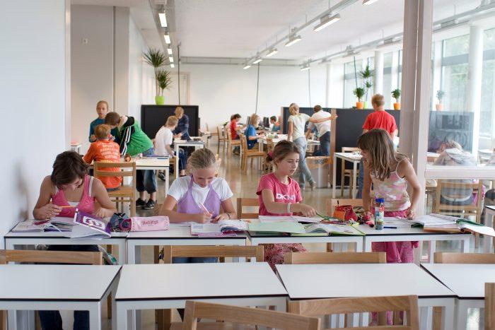 Nieuwbouw Kees Boeke school