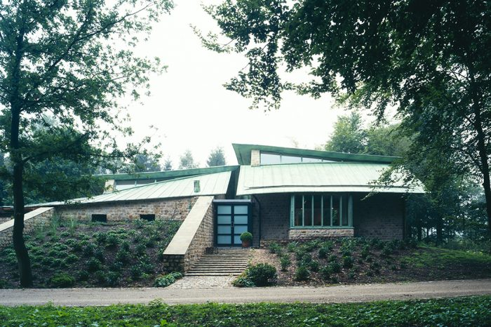 villa bilthoven architect