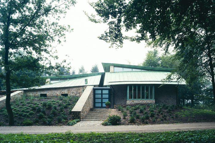 villa bilthoven architect